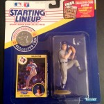 1991 nolan ryan texas rangers starting lineup toy