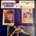 1993 cal ripken jr baltimore orioles starting lineup toy