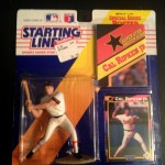 1992 cal ripken jr baltimore orioles mlb startingl ineup toy