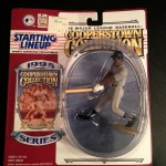 1995 Rod Carew Minnesota Twins Starting lineup toy figure