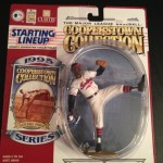 1995 satchel paige cleveland indians starting lineup toy