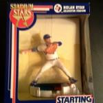 1992 nolan ryan starting lineup stadium stars toy