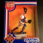 1996 javy lopez starting linep stadium stars 1996 all star gam e
