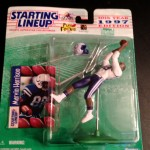 1997 marvin harrison indianapolis colts starting lineup toy figure