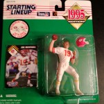 1995 joe montana kc cheifs starting lineup retirement edition
