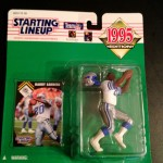 1995 barry sanders detroit lions starting lineup toy figure
