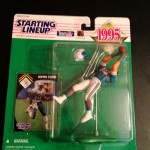 1995 irving fryar miami dolphins nfl starting lineup toy