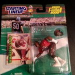 1999 warren sapp tampa bay buccaneers starting lineup toy
