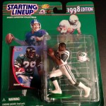 1998 adrian murrell new york jets starting lineup toy