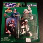 1998 curtis martin new york jets starting lineup toy
