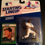 1989 new york yankees dave winfield starting lineup toy