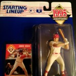 1995 john kruk philadelphia phillies starting lineup toy
