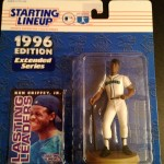 1996 ken griffey jr seattle mariners starting lineup toy