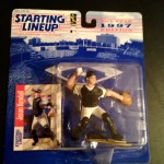 1997 jason kendall pittsburgh pirates mlb starting lineup toy