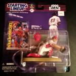 1999 ivan pudge rodriguez texas rangers starting lineup toy