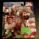 1999 Earl Weaver Baltimore Orioles MLB starting lineup toy