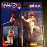 1998 mickey morandini philadelphia phillies mlb starting lineup toy