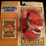 1993 jackie robinson brooklyn dodgers jackie robinson starting lineup toy