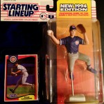 1994 ryne sandberg chicago cubs starting lineup toy