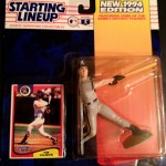 1994 tim salmon california angels starting lineup toy
