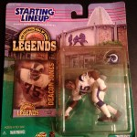 1998 decon jones la rams starting lineup toy