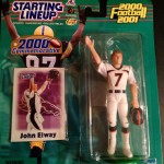 2000 denver broncos john elway starting lineup toy retirement edition