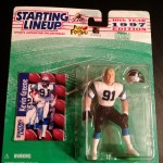 1997 kevin greene carolina panthers starting lineup toy