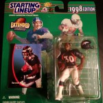 1998 terrell davis denver broncos starting lineup toy