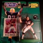 2000 brian griese denver broncos starting lineup toy