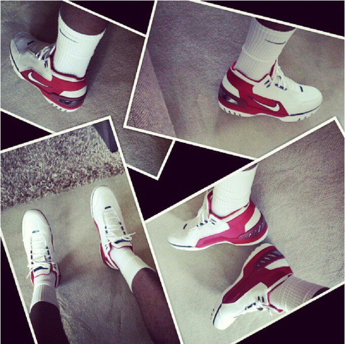 Nike air zoom generation lebron james retro sneakers