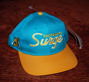 Bonus Check out this Sports Specialties Script Snapback of the Surge