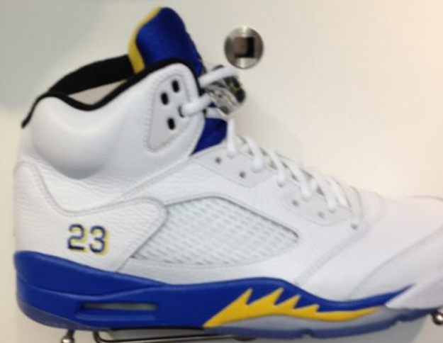 best sneakers f1bec d4d51 Air-Jordan-5-LANEY 2013 retro release date ...