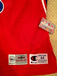 1996-97 authentic philadelphia sixers champion jersey