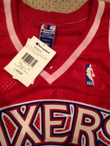 new authentic champion nba jersey