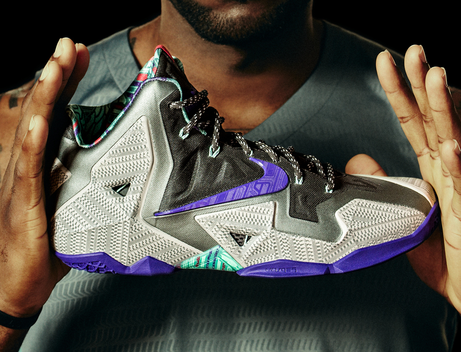 best website 2bd3a 1c77c Nike Lebron 11 XI terracotta warrior edition china