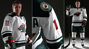 new minnesota wild road jersey