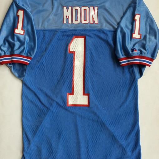 vintage warren moon houston oilers authentic 1992 jersey