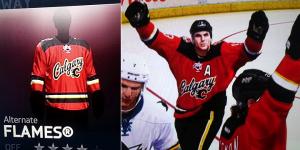 calgary flames new alternate jersey 2013-2014