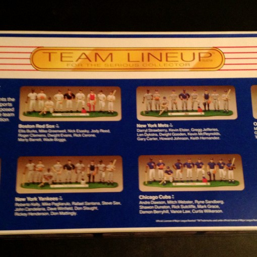 starting lineup team package