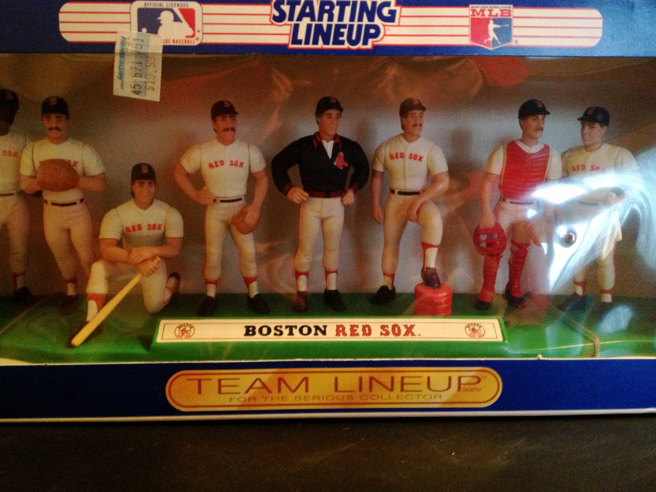 Open 1989 Starting Lineup Boston Red Sox Roger Clemens