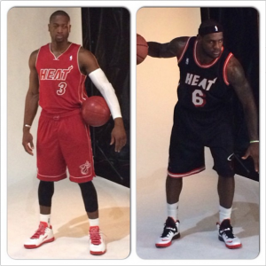 2014 Miami Heat new alternate uniforms throwback all red