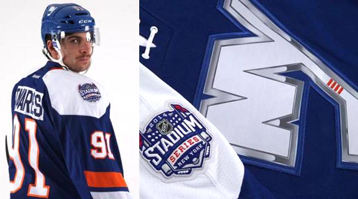 New york islanders stadium series chrome hockey jerseys uniforms