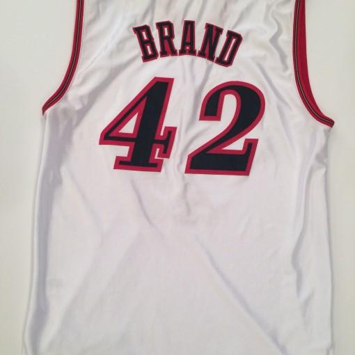 authentic vintage philadelphia 76ers nba basketball jersey adidas