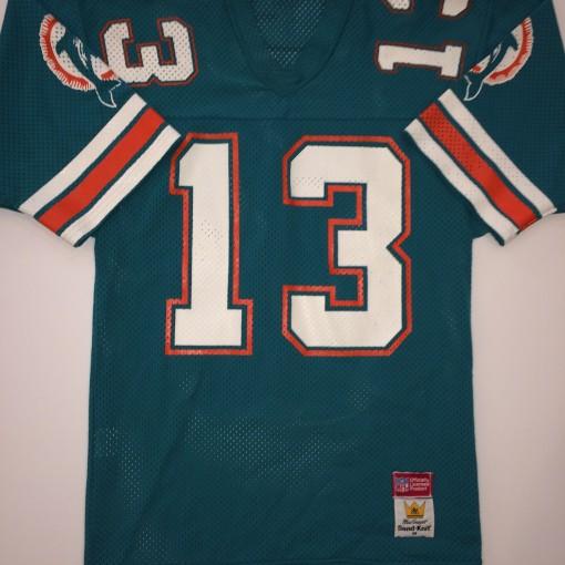 vintage dan marino miami dolphins nfl football jersey