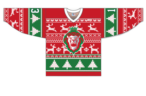 Christmas Jerseys.Christmas Jerseys Rare Vntg