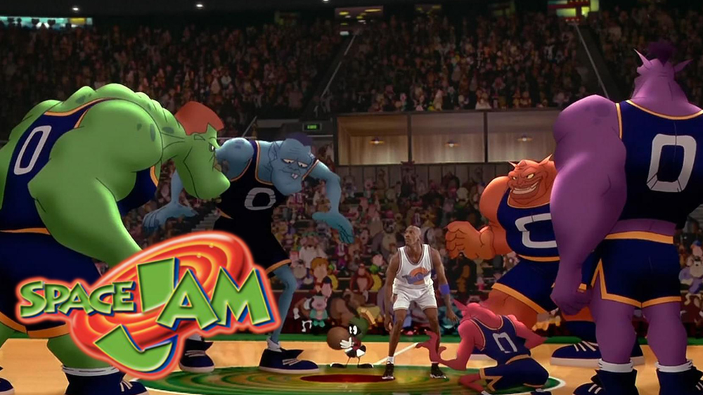 espn 30 for 30 space jam game