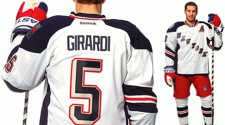 new york rangers stadium series outdoor jerseys