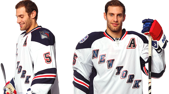 new york rangers new stadium series outdoor jerseys uniforms