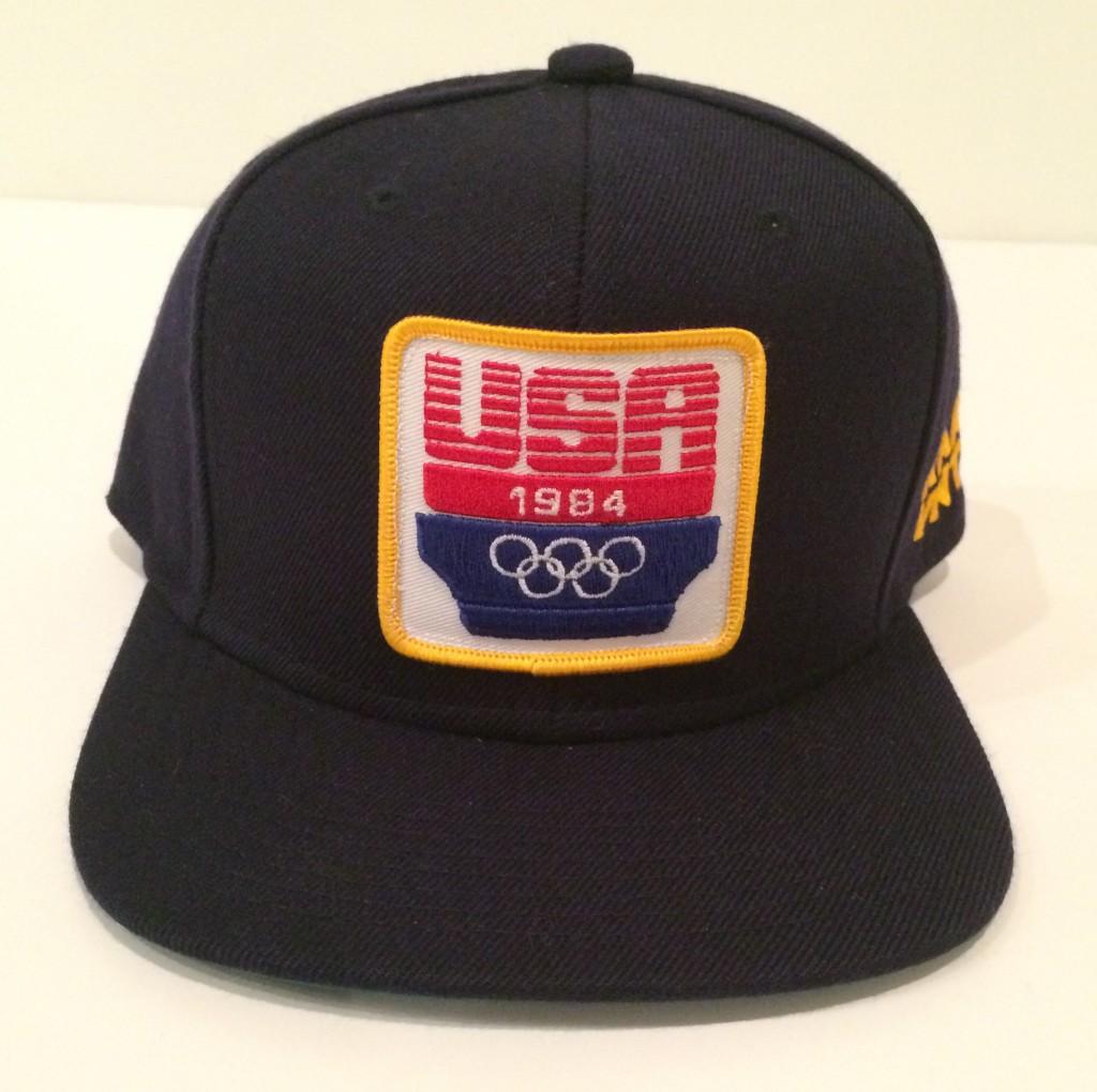 rare vintage wear x starter 1984 olympics snapback hat