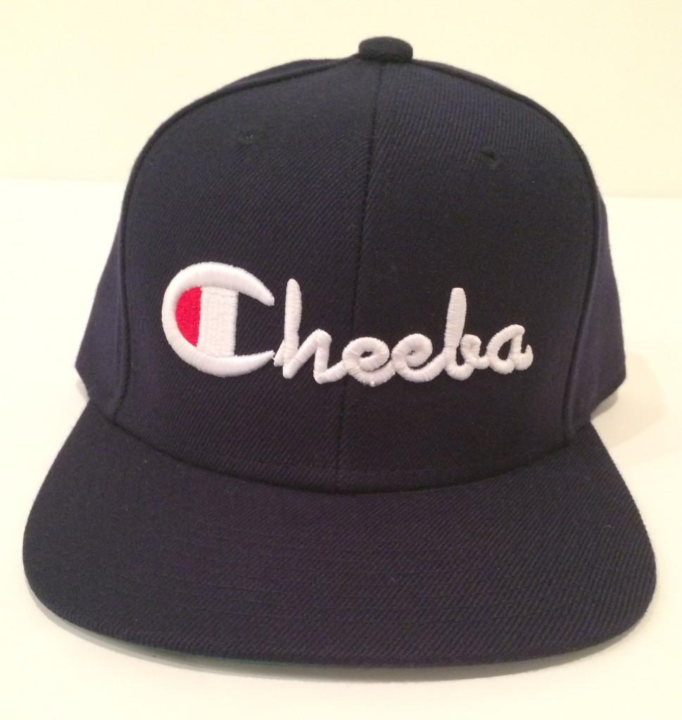 rare vintage wear cheeba starter snapback hat